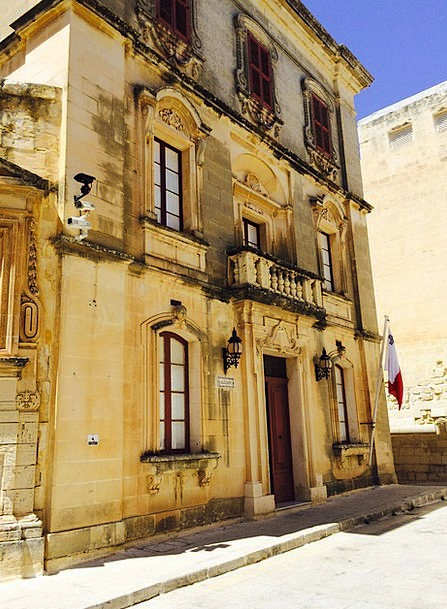 Malta Buildings Structure Architecture Old Ancient