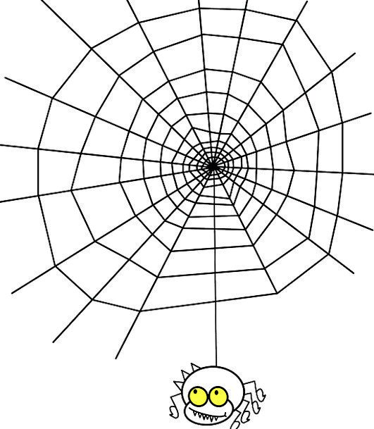 Spiderweb Webs Nets Cobweb Spider Arachnid Insect