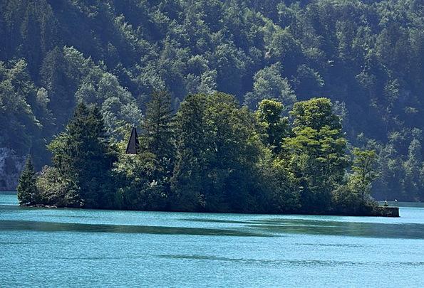 Switzerland Landscapes Nature Lake Of Brienz Brien