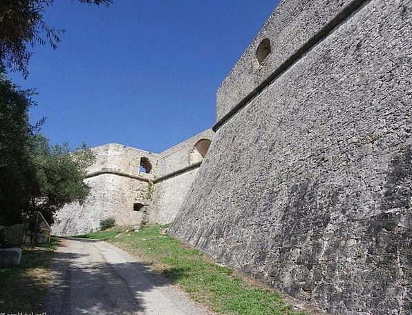 Fortress Stronghold Monuments Fortification Places