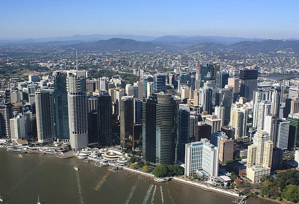 Brisbane Buildings Architecture Australia Queensla