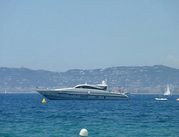 Suedfrankrieich Yacht Theoulle Sur Mer Sea Marine