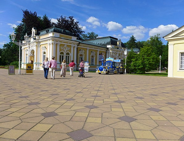 Czech Republic Vacation Travel The Colonnade Frant