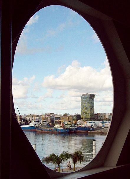 Porthole Aperture Vacation Travel View Opinion Gra