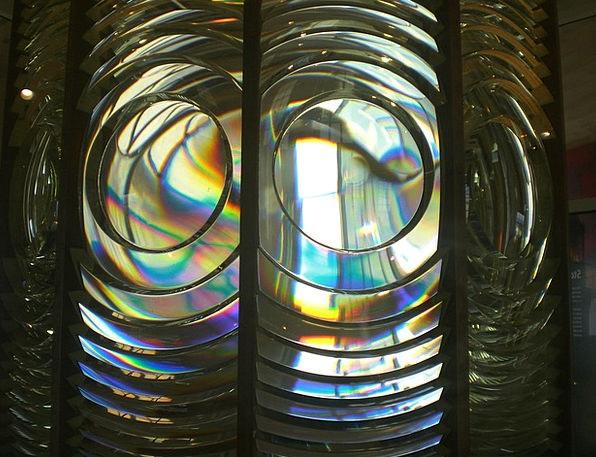 Fresnel Lens Nautical Maritime Light House