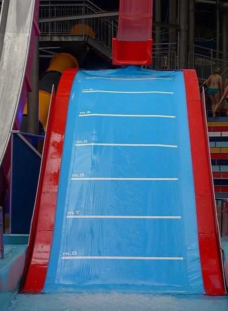 Hill Slide Slide Transparency Water Slide Slip Wat