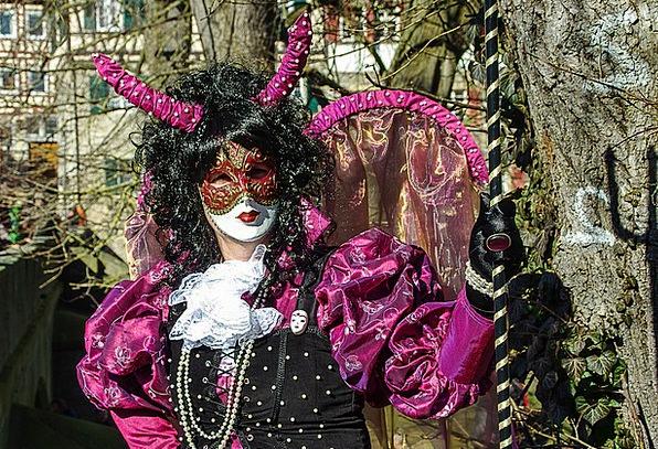 Carnival Festival Clothing Pink Flushed Costume Ma