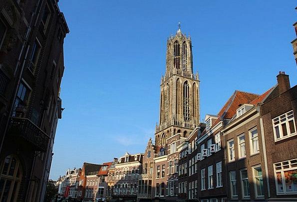 Dom Tower Buildings Architecture Netherlands Utrec