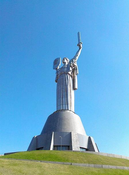 Kiev Buildings Memorial Architecture Birthplace Or