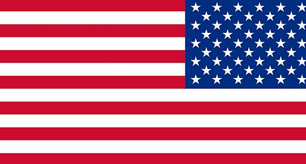 Usa Standard United Joint Flag Free Vector Graphic