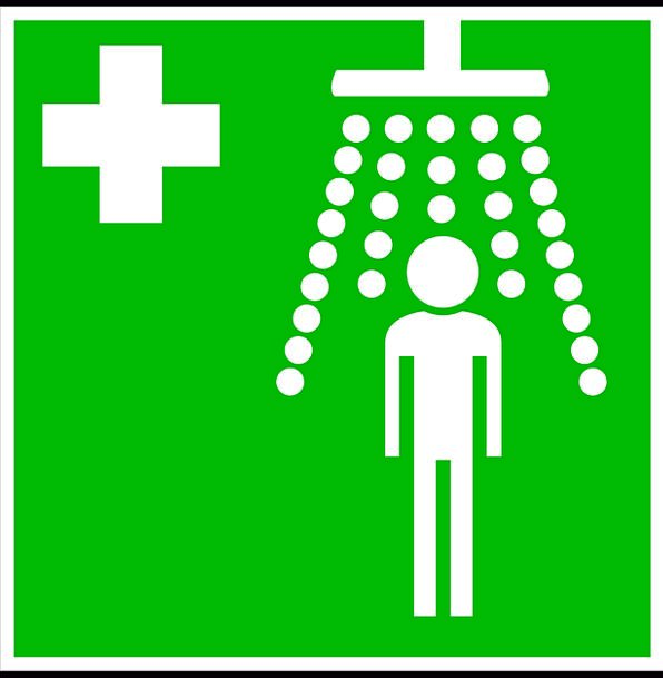 Shower Symbol Sign Bathroom Lavatory Free Vector G