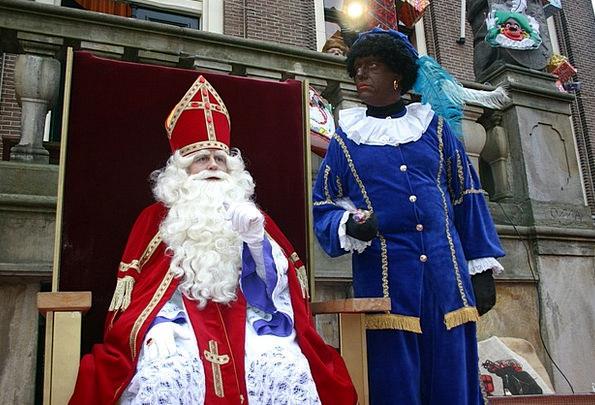 Sint And Piet Piet Saint Nicholas Pieten Buck Lowl