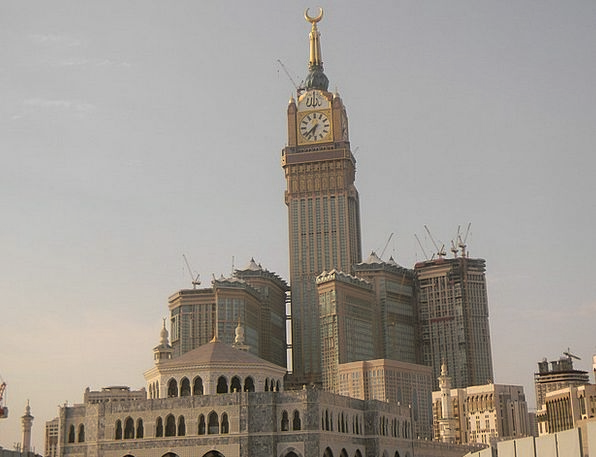 Al Abrar Mecca Buildings Architecture Hotel Guesth