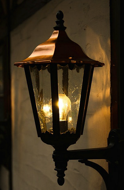 Lantern Bright Lamp Uplighter Light Lighting Illum
