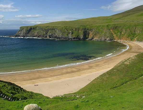 Ireland Vacation Reserved Travel Coast Shore Booke