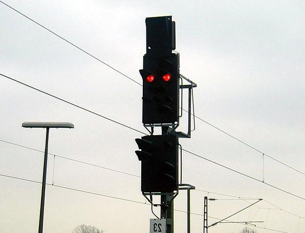 Signal Lamp Inspiration Light Signal Beacon Train