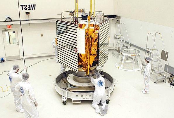 Space Probe Rover Nasa Discovery Program Messenger