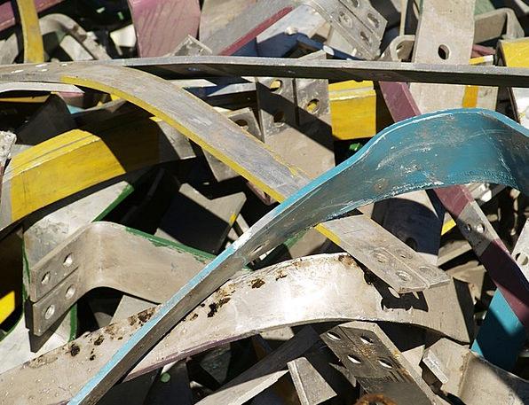 Textura Metallic Aluminium Metal