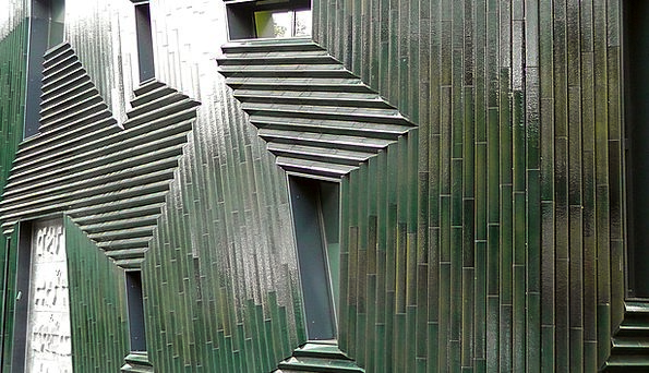 Abstract Art Buildings Architecture Modern Art Arc