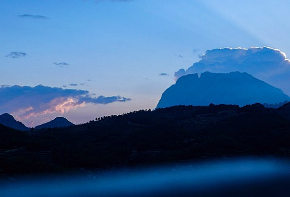 Alicante Landscapes Nature Landscape Scenery Spain