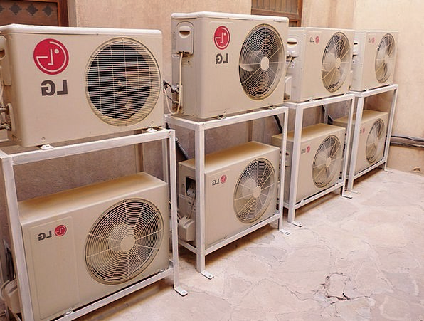 Air Conditioning Air-cooling system Buildings Airi