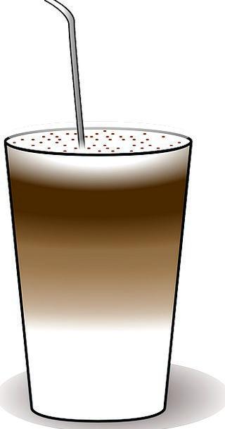 Coffee Warm Latte Hot Chocolate Brown Free Vector