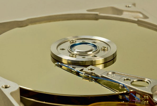 Hard Drive Communication Computer Macro Instructio