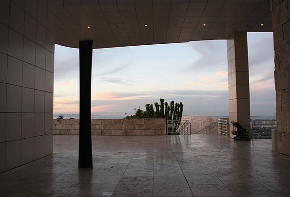 The Getty Museum California Los Angeles Getty Cent