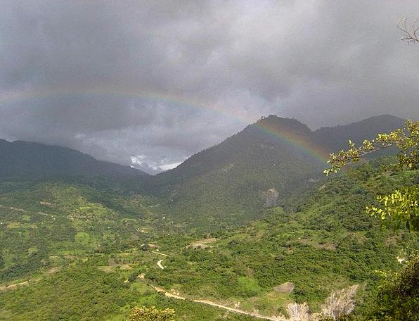 Guatemala Landscapes Scenery Nature Sky Blue Lands