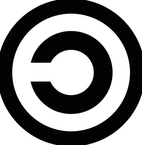 Copyright Intellectual Intelligent Symbol Copyrigh