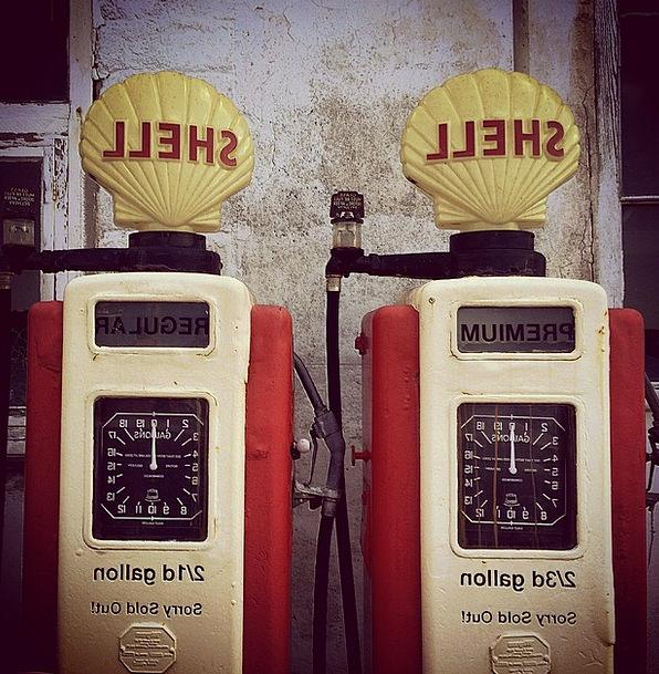Petrol Gasoline Drive Pump Station Pump Station Po