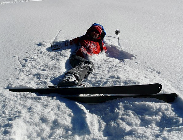 Skiers Reduction Relax Reduce Relaxation Ski Recov
