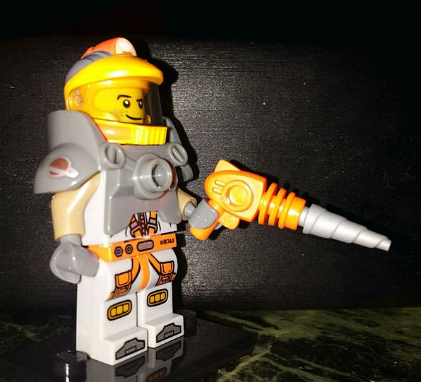 Lego Astronaut Cosmonaut Space Traveler Toys Dolls