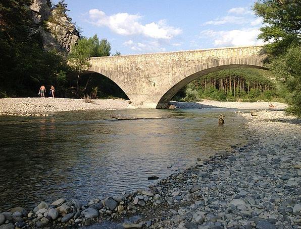Roman Bridge Old Bridge Vaucluse