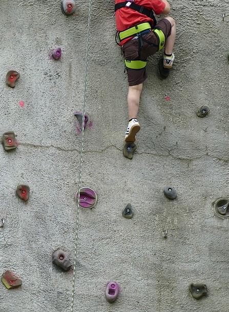 Climb Hike Sport Diversion Climbing Wall Power Mov