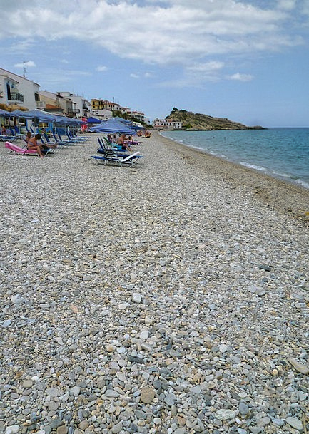 Greece Vacation Travel Kokari Samos Holiday Break