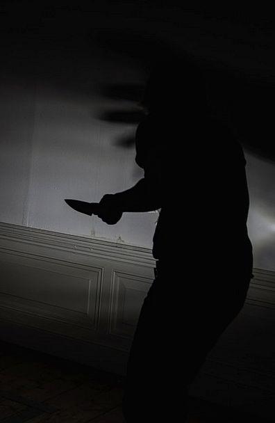 Knife Blade Homicide Fear Terror Murder Voltage Po