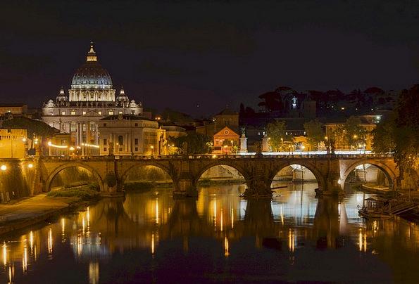 Saint Peters Basilica Buildings Bond Architecture