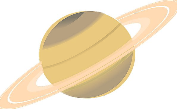 Saturn Earth Space Interplanetary Planet Sphere Sc