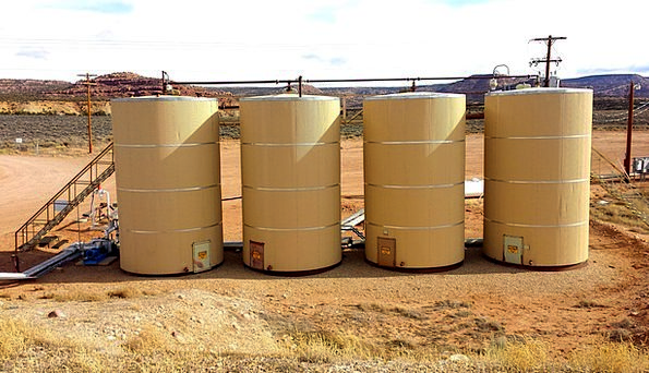 Tanks Cisterns Craft Manufacturing Industry Refine