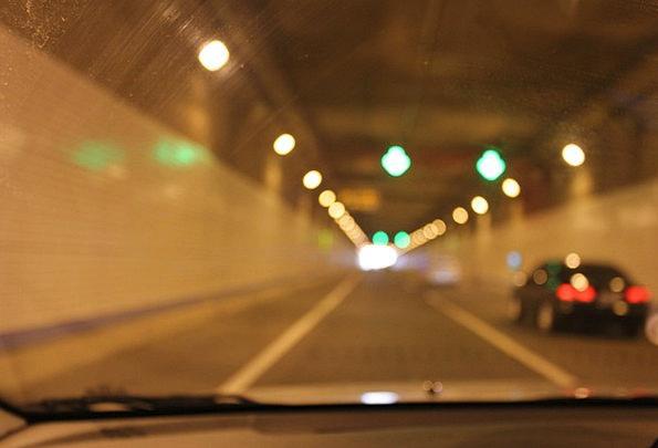 Tunnel Channel Traffic Street Transportation Highw