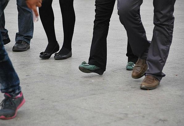 Legs Walk Gait Walking Limbs Members Motion Steps
