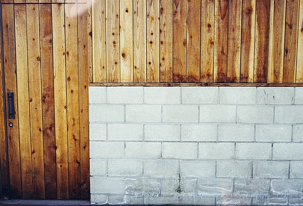 Wall Partition Buildings Timber Architecture Door