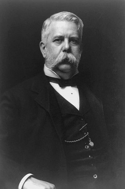 George Westinghouse Businessperson Engineer Cause