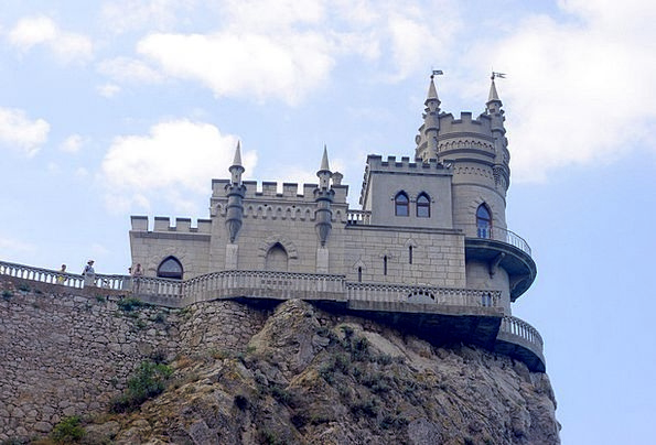 Swallow'S Nest Crimea Yalta