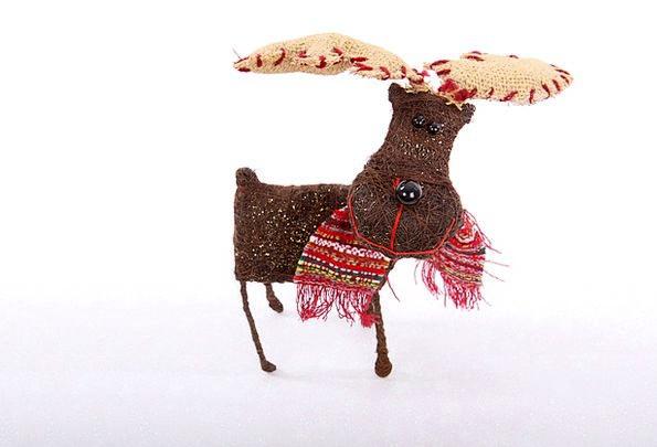 Animal Physical Festivity Christmas Celebration Xm