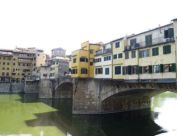 Bridge Bond Ancient Tuscany Old
