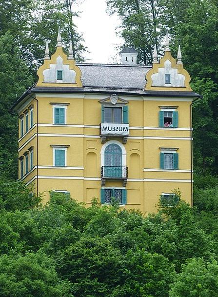 Hellbrunn Monatsschlössl Museum Gallery Hellbrunn