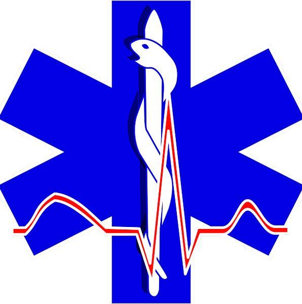 Paramedic Symbols Ciphers Logos Healthcare Signs P