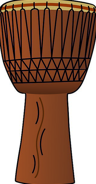 Drum Barrel Africa African Cultural Music Melody B